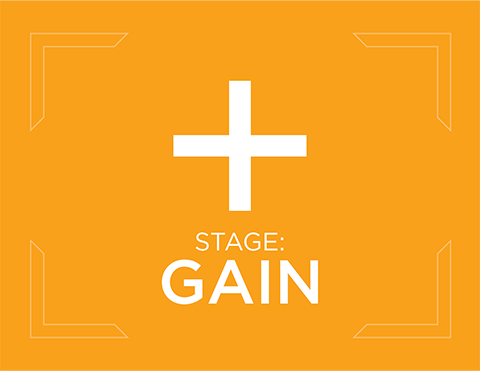 Stage Gain Image
